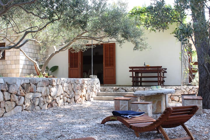 Eco apartment -piece of paradise on Hvar