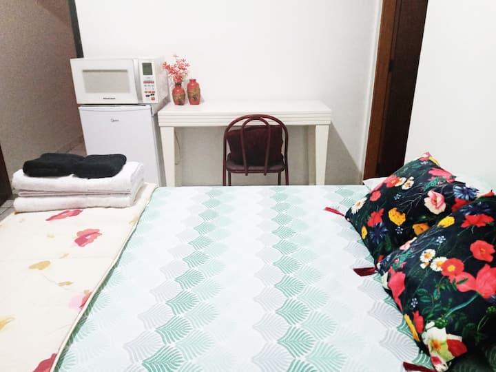 Suite ENTRADA INDEPENDENTE com SACADA