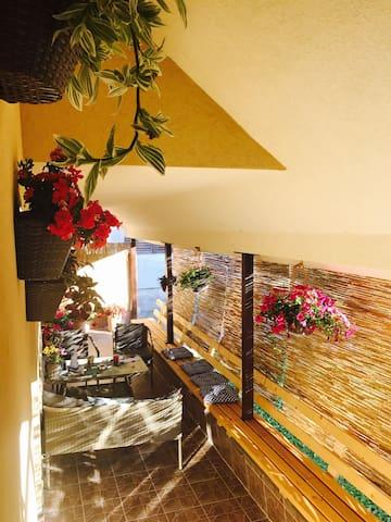cozy studios Vrnjacka Banja