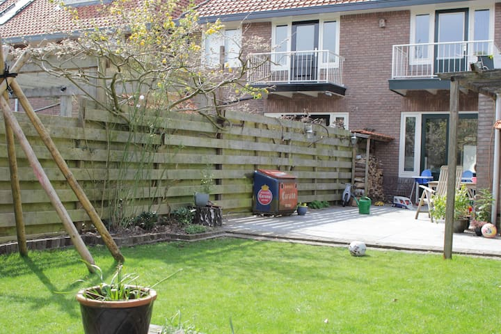 Charming family home, big garden! - Amersfoort - บ้าน