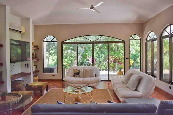 NEW LISTING! Luxury villa in Playa Potrero