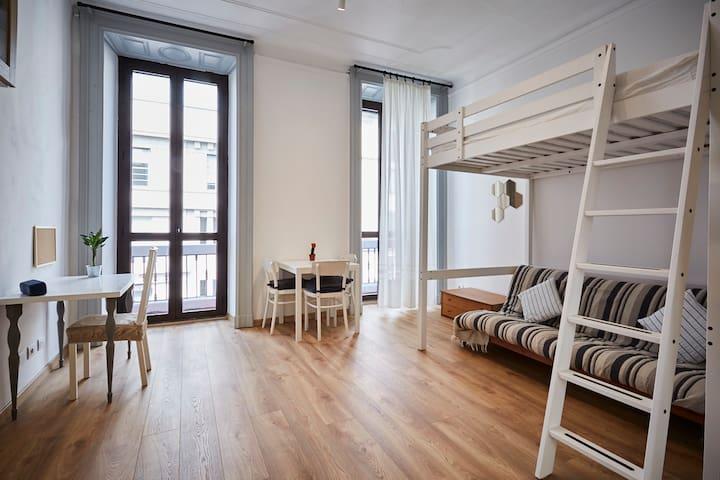 Milan | Studio | Navigli | Bocconi NABA