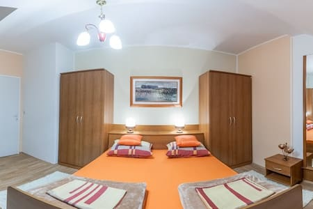 Apartment Košević (room for 2 persons) - Osijek