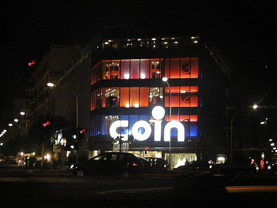 1 MINUTE WALKING FRO SHOPPING CENTER COIN
