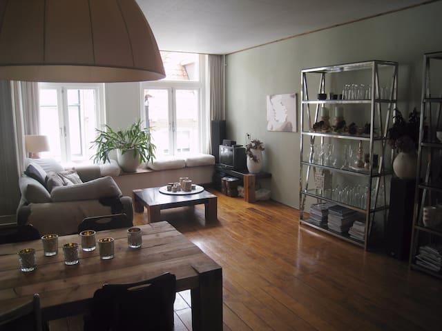 Appartement city centre Alkmaar - Alkmaar - Appartement