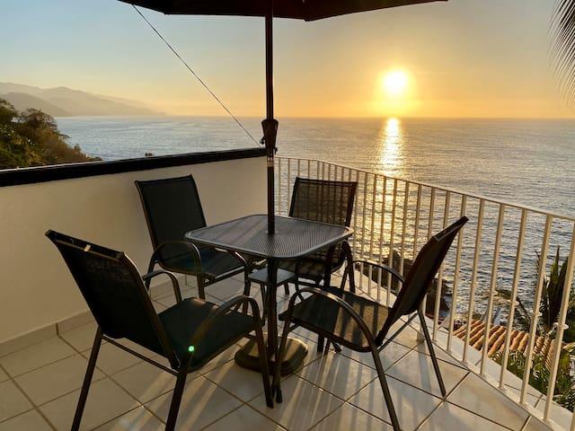 Del Mar PV Condo #1 - Breathtaking Ocean View