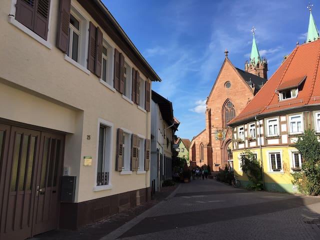 Appartement zum Wohlfühlen im Herzen der Altstadt