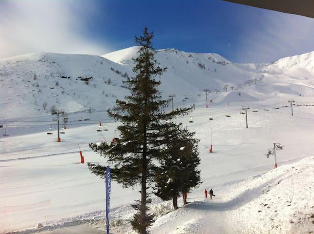 Appartement station de ski Peyragudes