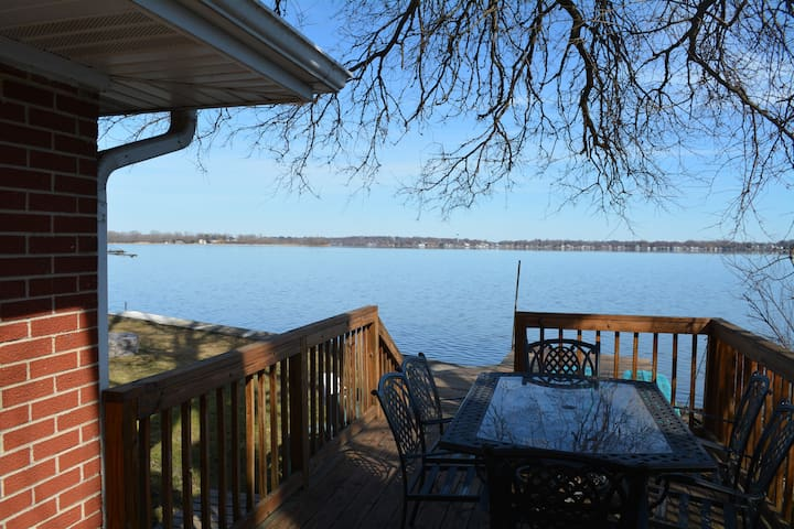 Lakefront Views, Free Water Sports!!