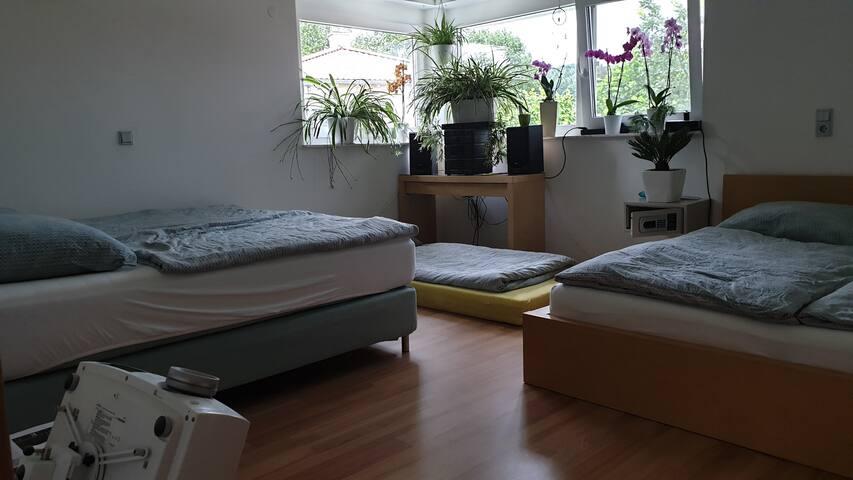 2 Doppelbetten in Altenstadt Iller OT Filzingen