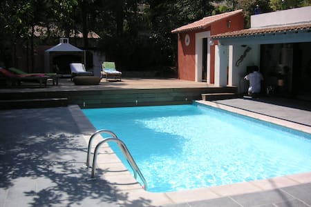 belle villa dans Venise Provençale - Martigues - Villa