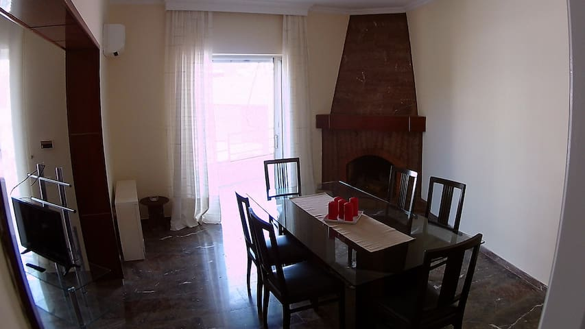 Apartment 5km from the Airport - Markopoulo Mesogeas - 公寓