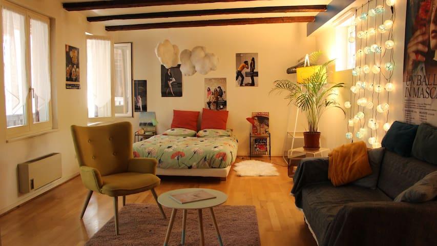 Studio de 33 m²en plein coeur de la Krutenau