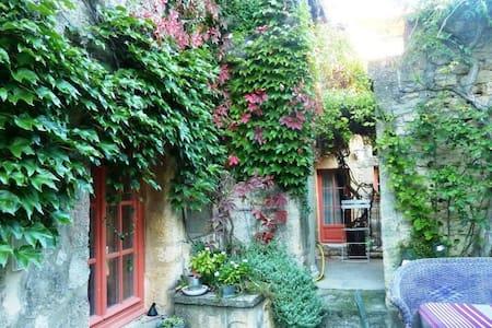 Chambre privée dans village classé - Castillon-du-Gard