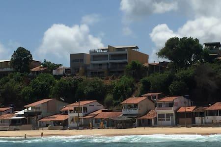 First Line beach Condo/Apartment - Baía Formosa
