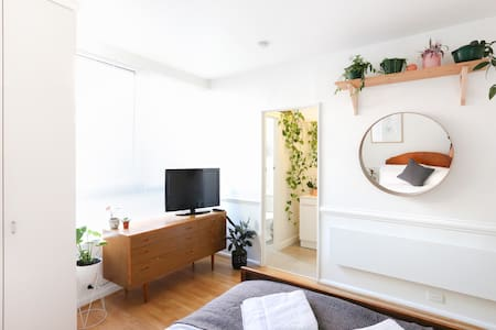 Sunny East Melb Apartment - moments from CBD - East Melbourne - Wohnung