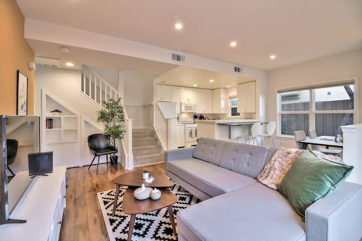 2BR Townhouse in Mountain View