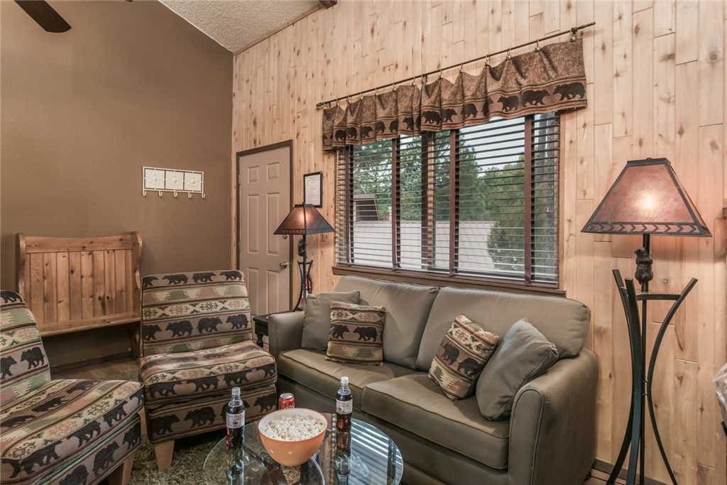 Cozy Fires - Plush furnishings and a cozy space, this condominium provides the perfect, relaxing vibe for curling up next to the fire with a great book.