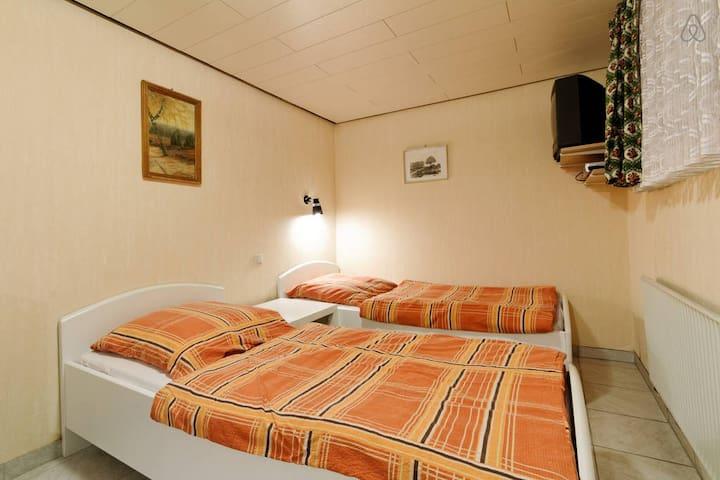 2 x 1 Gästezimmer - Buchhorst