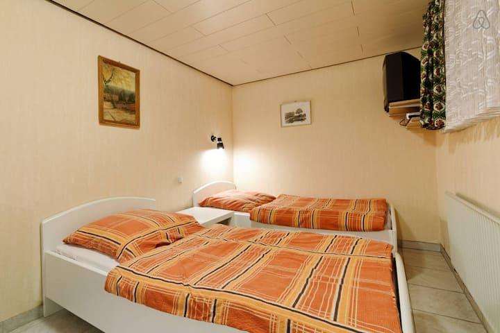 2 x 1 Gästezimmer
