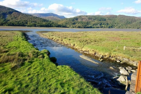 Mill House Farm Stay Snowdonia Coast Sleeps 5