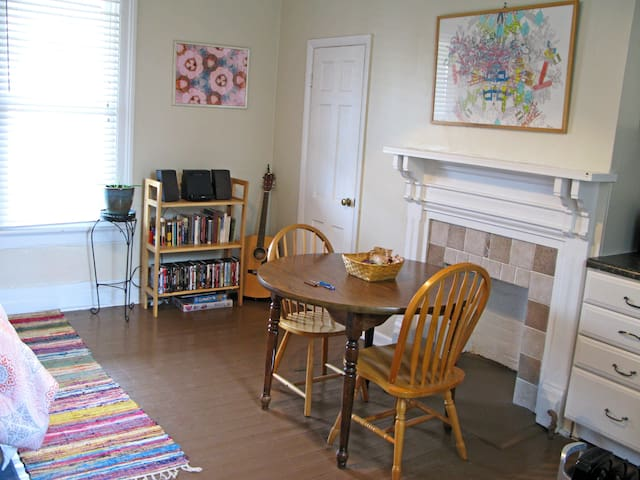 Private Studio - Walk Downtown - Charlottesville - Apartmen