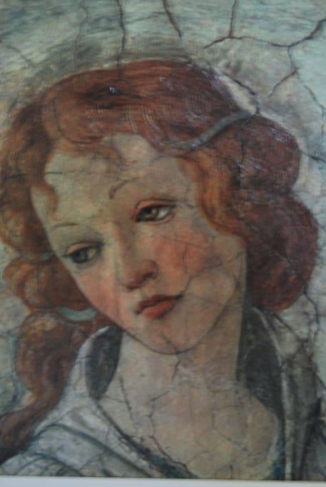 sous le charme de Botticelli