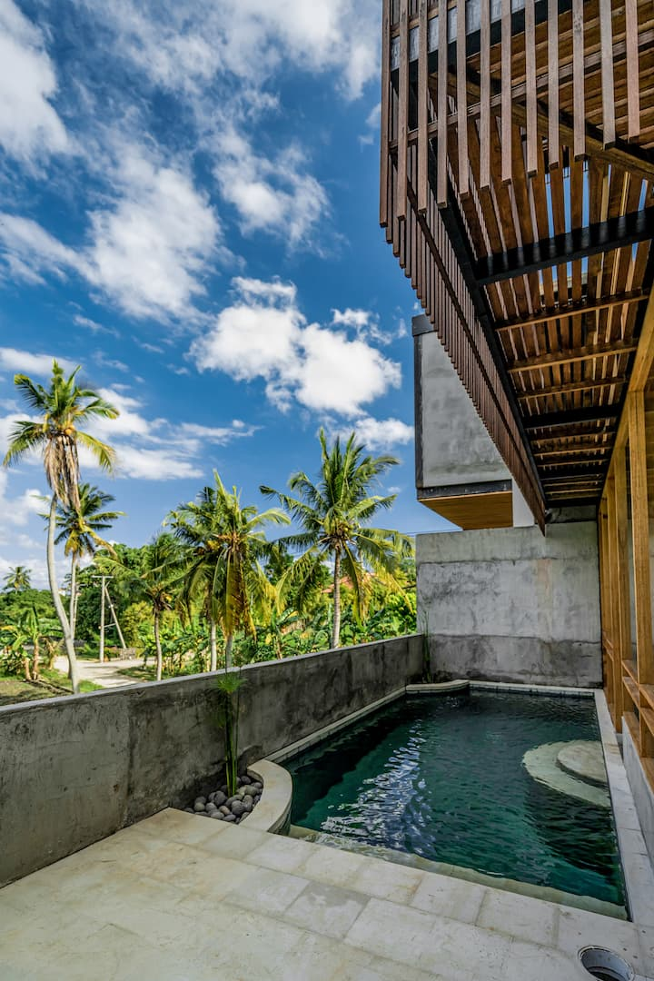 2 BEDROOM PVT POOL VILLA @ The SAREN Urban Escape