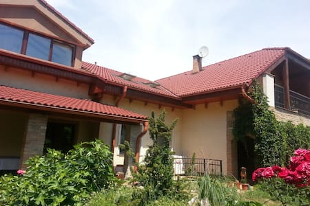 Sturovo apartment + terrace+bikes - Štúrovo