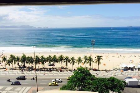 Copacabana's panoramic view!