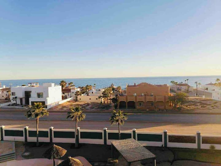 NEW! OCEANFRONT Condo in Las Conchas w/POOL