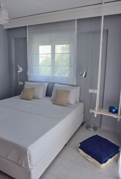 Bedroom 1/King size bed upon request