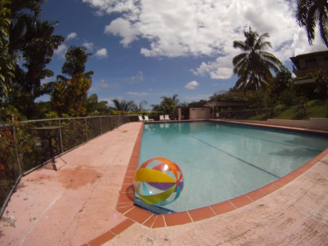 Relax or go extreme in Puerto Rico! - Naguabo - Flat