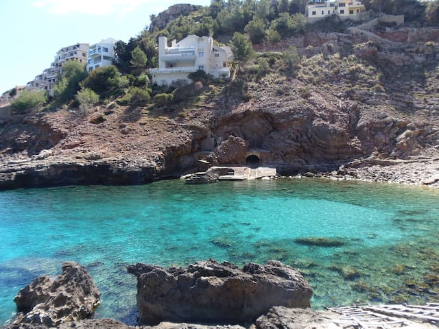 Planta baja cerca del mar en cala Sant Vicenç A - Cala Sant Vicenç - อพาร์ทเมนท์