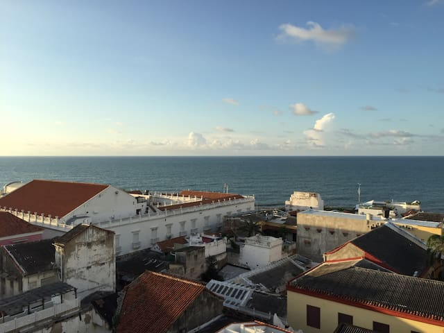Phew! What a sea view! - Cartagena - Apartmen