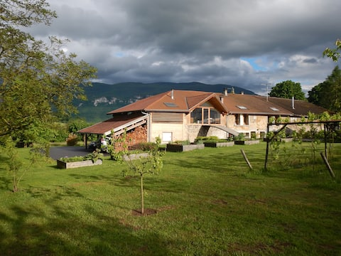 2 rooms all comfort facing the Vercors