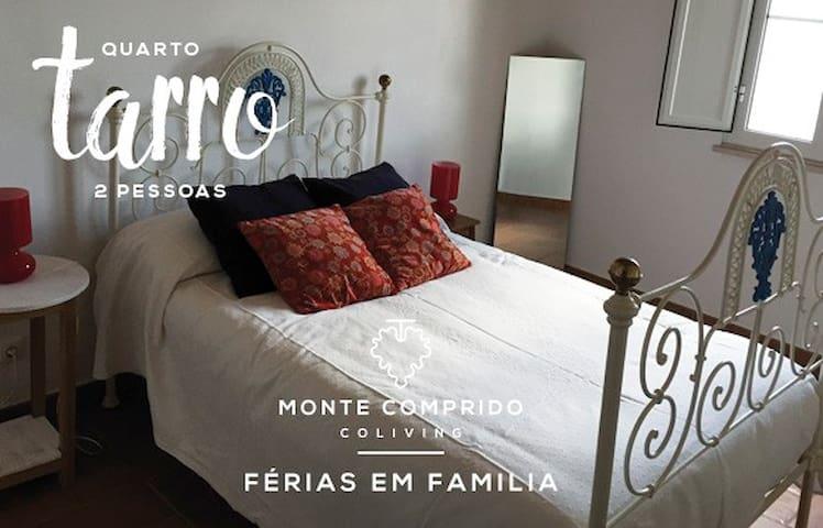 """Monte Comprido - Room """"Tarro"""" - Odemira - Bed & Breakfast"""