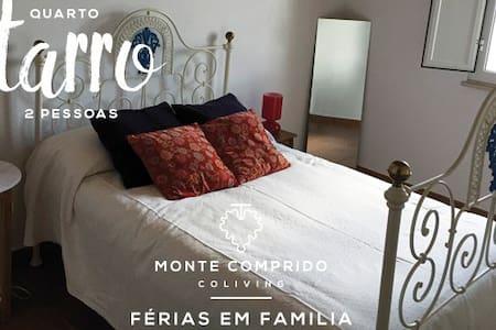 """Monte Comprido - Room """"Tarro"""" - Odemira"""