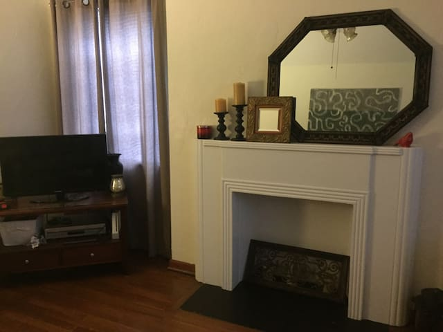 Warm & cozy in the Grandview area - Columbus - Flat