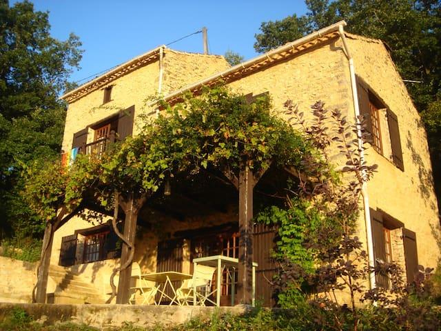 Maison de Charme en Périgord Noir - Sainte-Foy de Belvès - Rumah