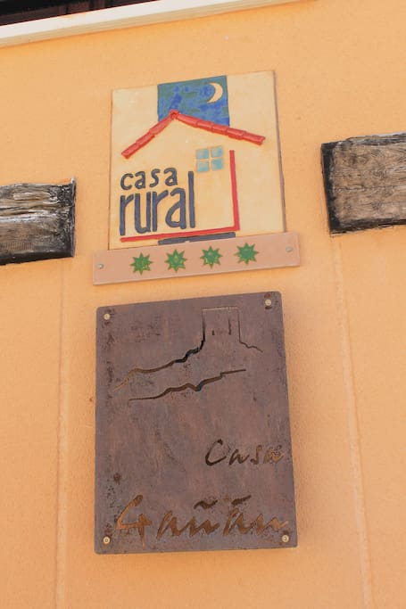 Casa Rural de Cuatro Estrellas