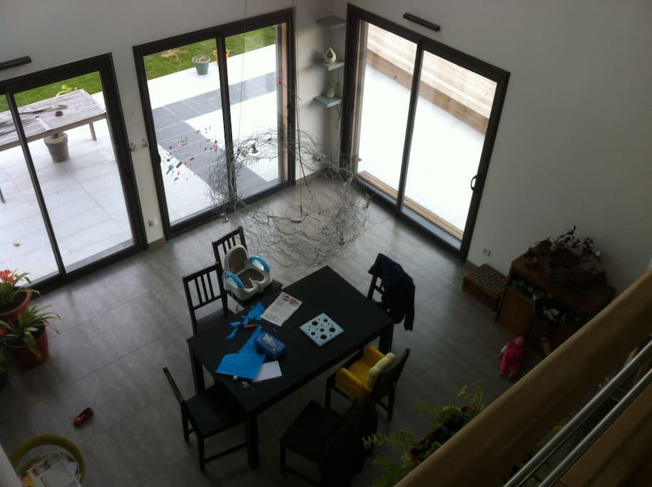 salon 60 m2