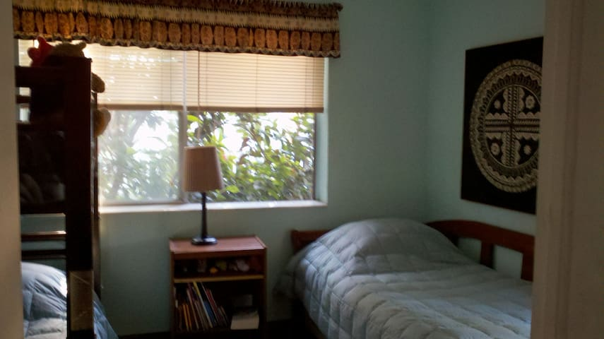 Fiji Room with Bunk and Trundle Bed
