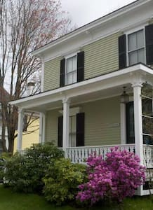 Charming Apt in Historic District - Bath - Pis