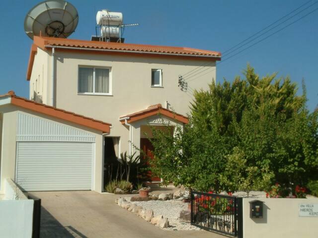 Villa Hieros Kepos - Yeroskipou