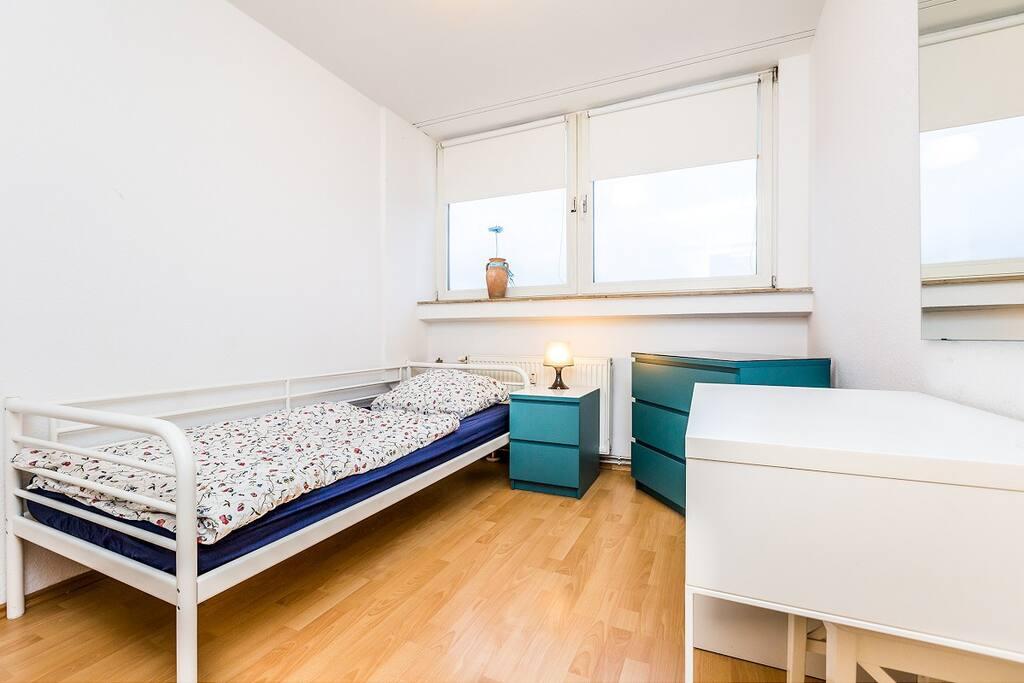 Wohnschlafzimmer 2/ living- and sleepingroom 2