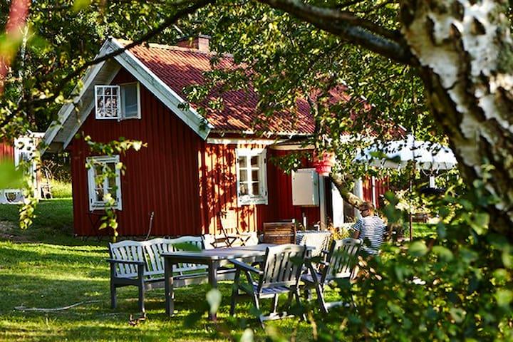 1800-tals torp smakfullt renoverat - Torsås N - Chatka