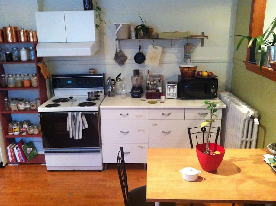 Cuisine/ Kitchen