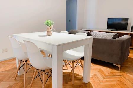 Excelente ubicación! Cozy apartment in Nuñez