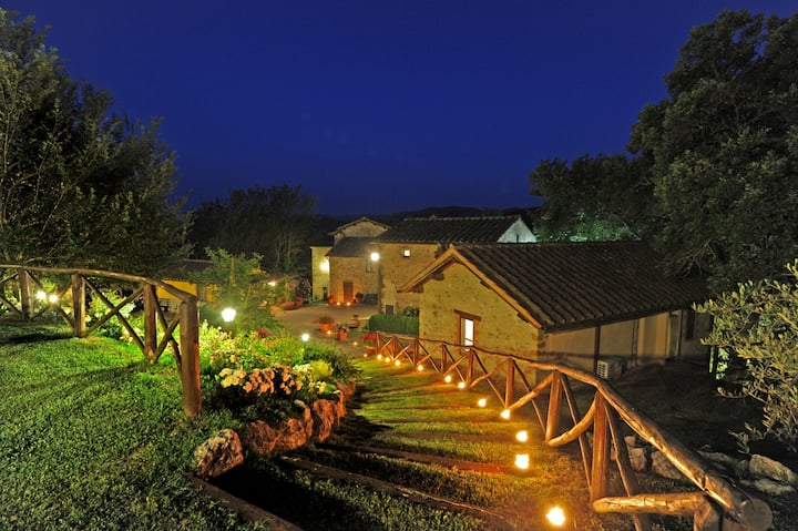 Wonderful Historic Villa in Tuscany